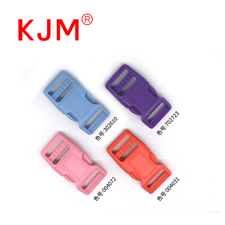 Why choose plastic buckles for pet buckles?