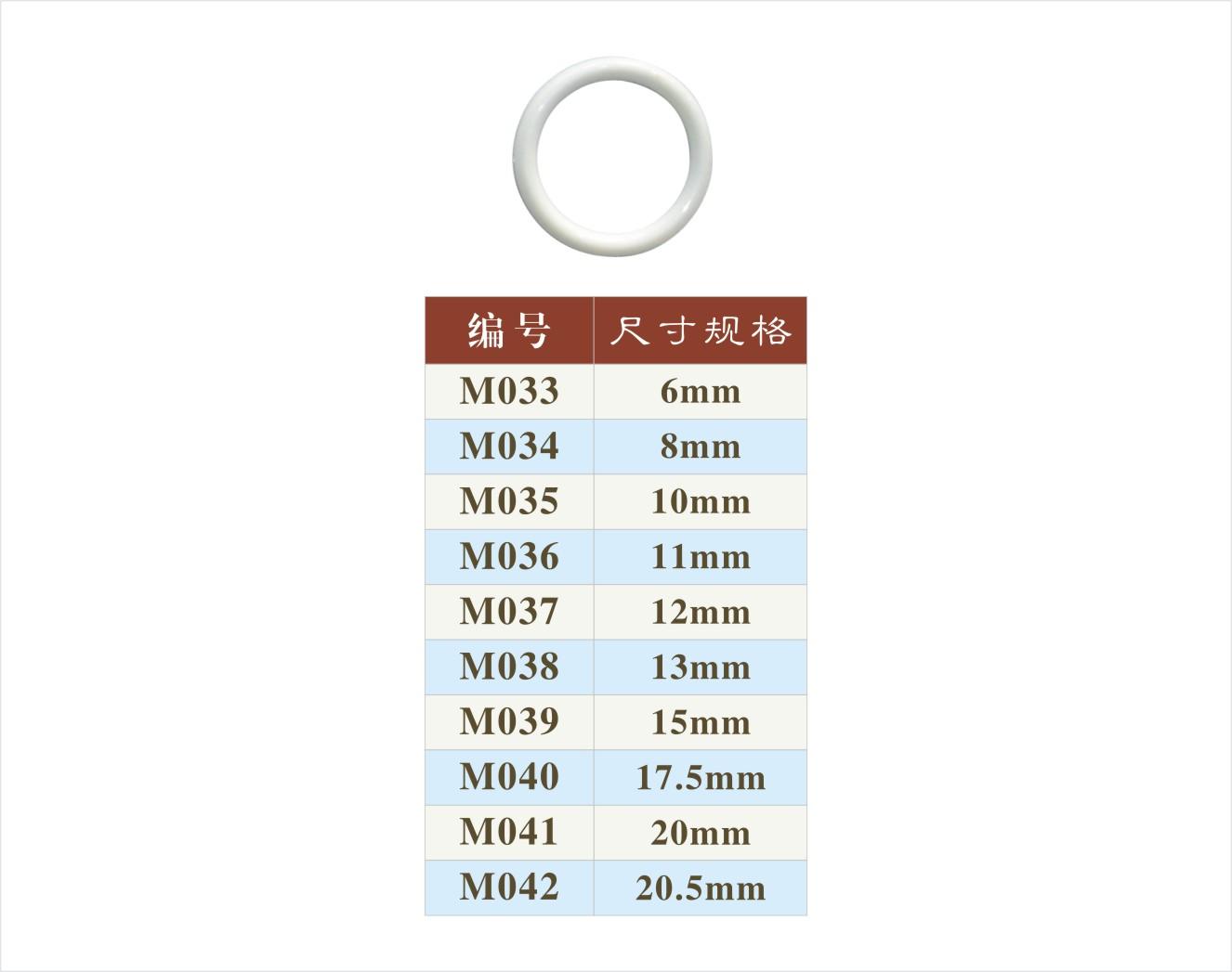 Brassiere Buckles  M-033