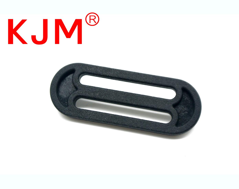 Fashion Adjustable POM Plastic Slide Buckle for Backpack