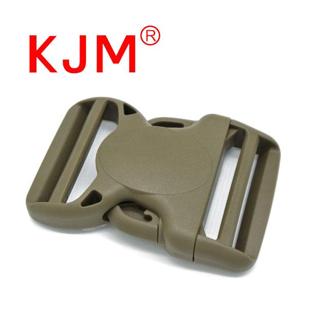 Customized POM Plastic Military Belt Buckle Types of Belt Buckle