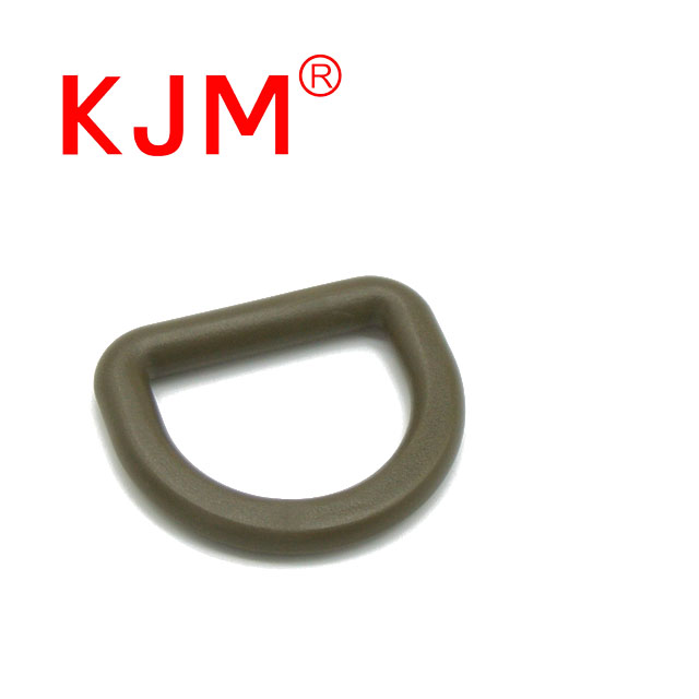 Wholesale POM Plastic D-ring for Military Backpack