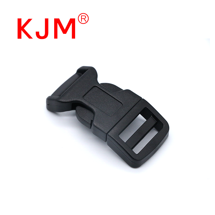 Adjustable Plastic Curved Buckle for Helmet