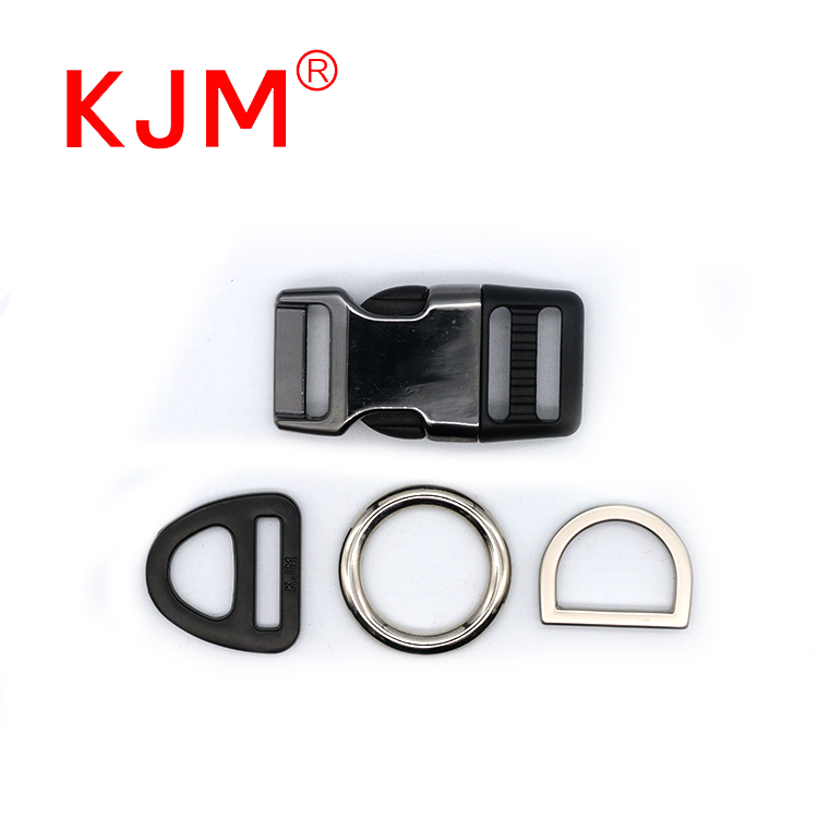 Dog collar set buckle